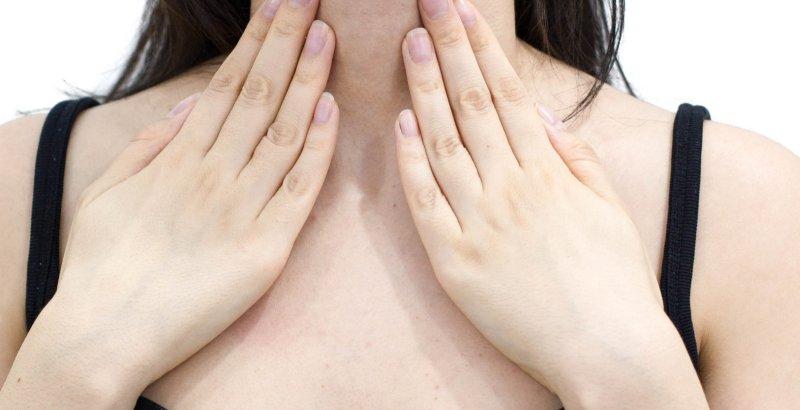 lhiv provoca dolore allinguine